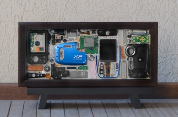 "FujiFlm XP Blue 6x14"" - $150"